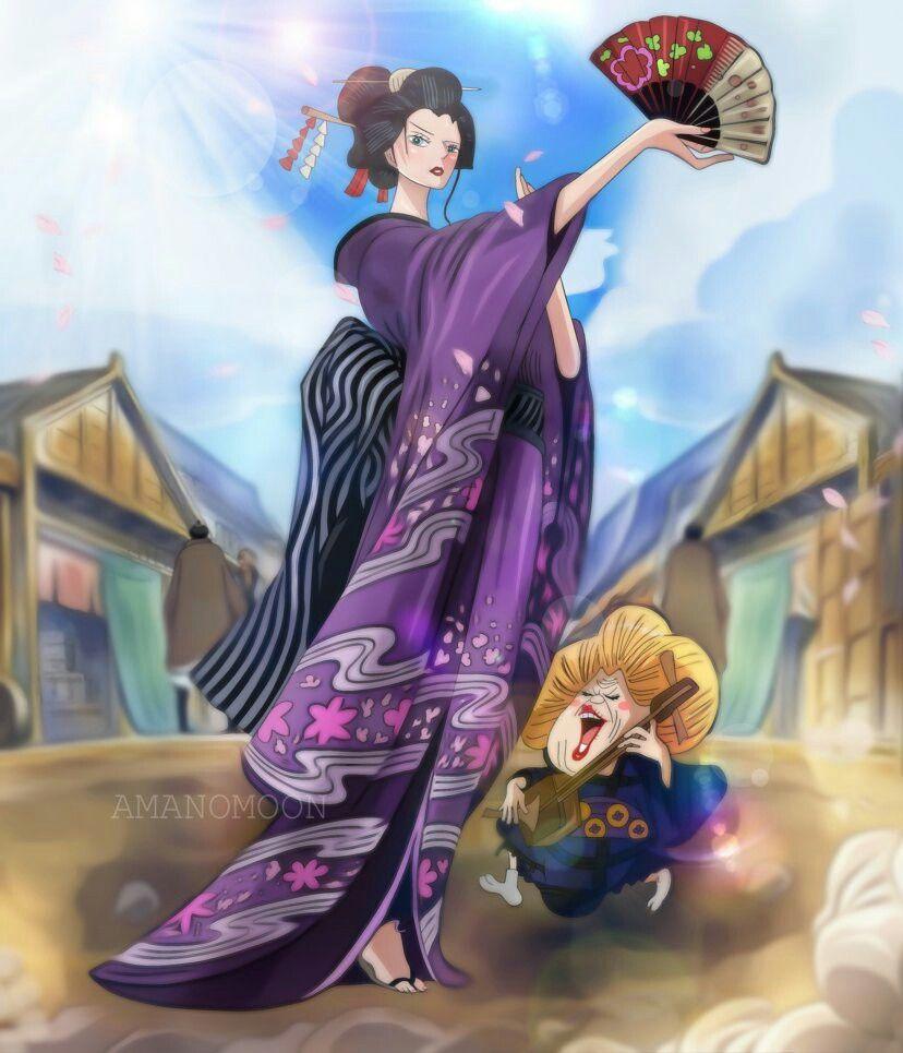 One Piece Wano Kingdom Wallpaper