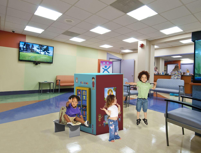 Kinderena Kids Corner The Kingdom of Joy for Kids Kids