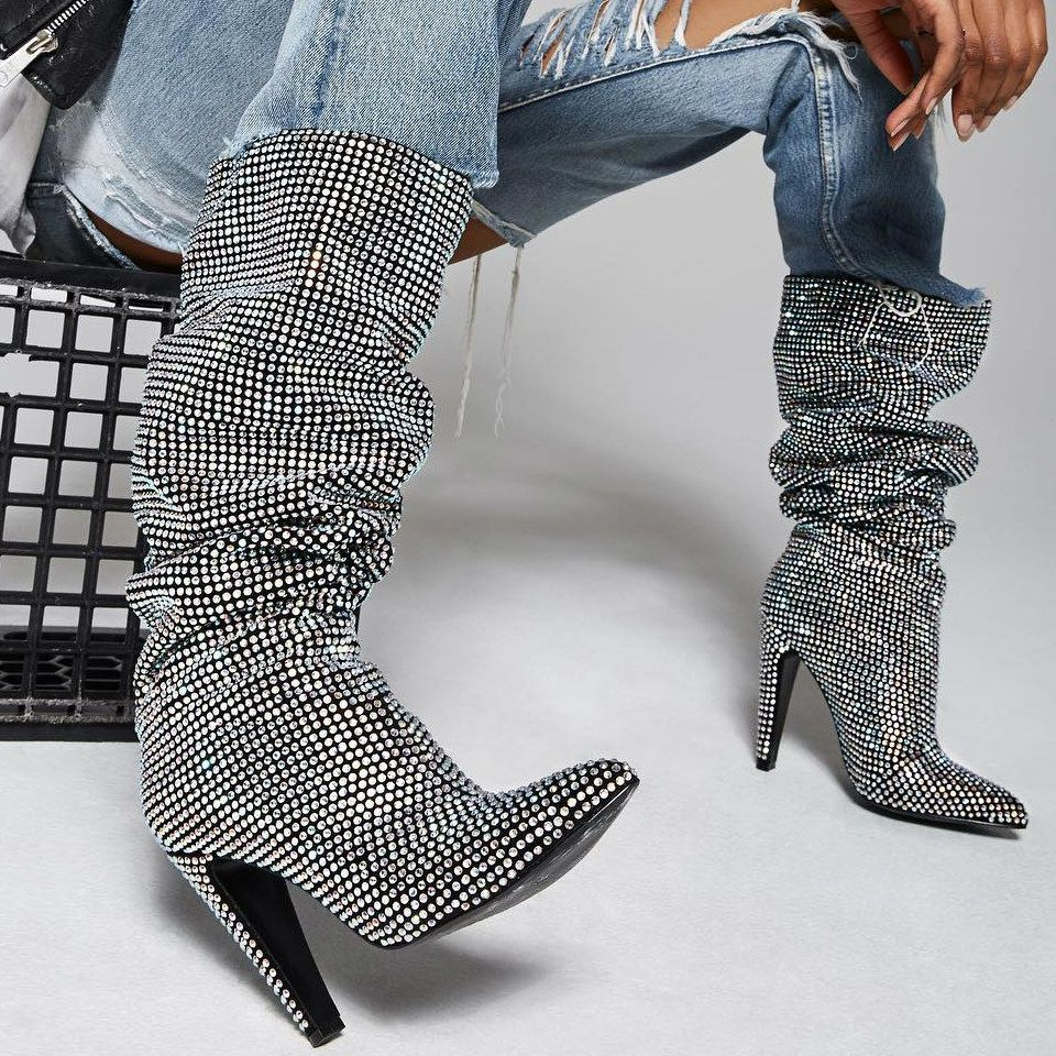 49d5b9a9fa8 Okay Steve Madden I see you 😍. These are for the dolls who are trying to  save a few coins this Fall cuz those YSL boots are not in my budget lol.