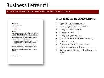Business Letter Format Class Mla Best Template How Write Formal