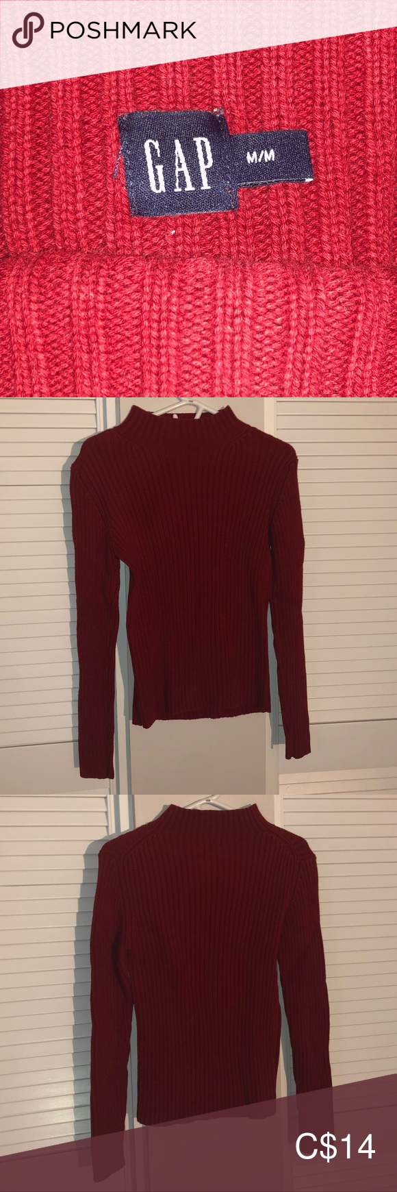 knitted long sleeve sweater in 2020 Long sleeve sweater