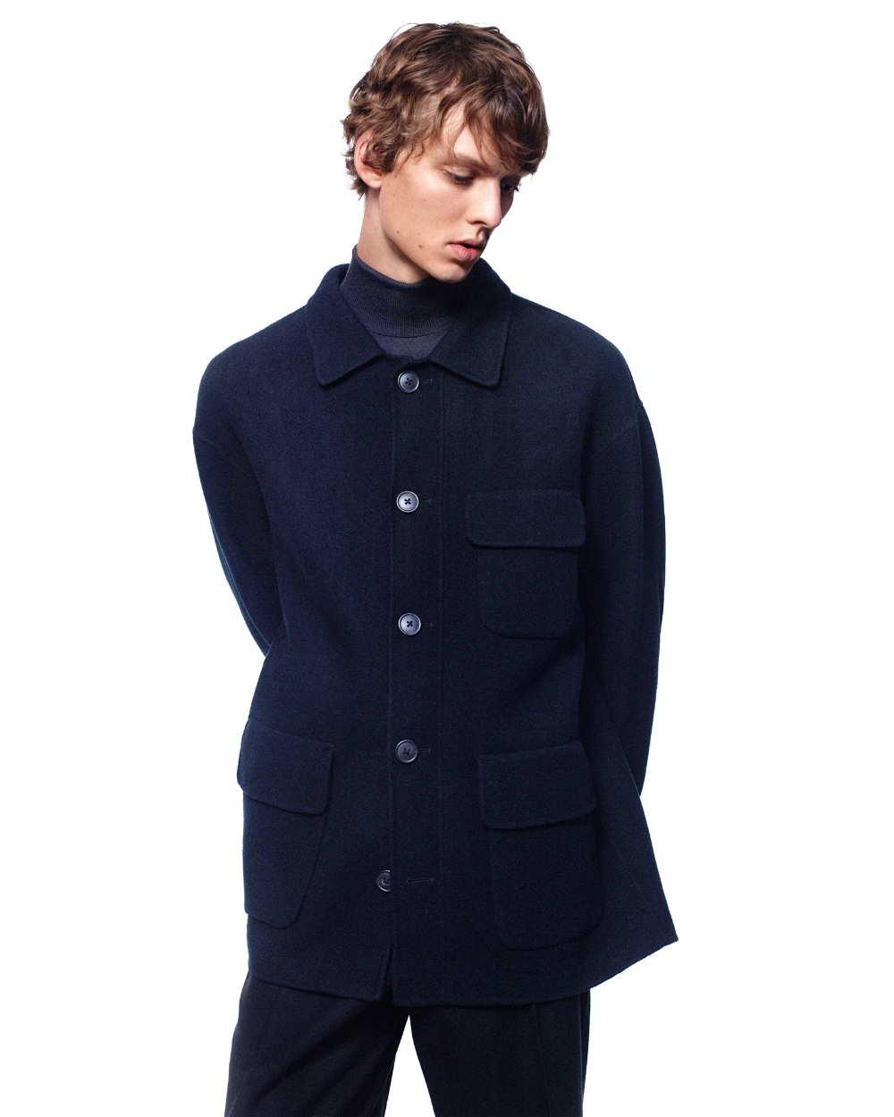 Uniqlo S Legendary Collaboration With Jil Sander Is Back And Better Than Ever Uniqlo Work Jackets Jil Sander [ 1250 x 1000 Pixel ]