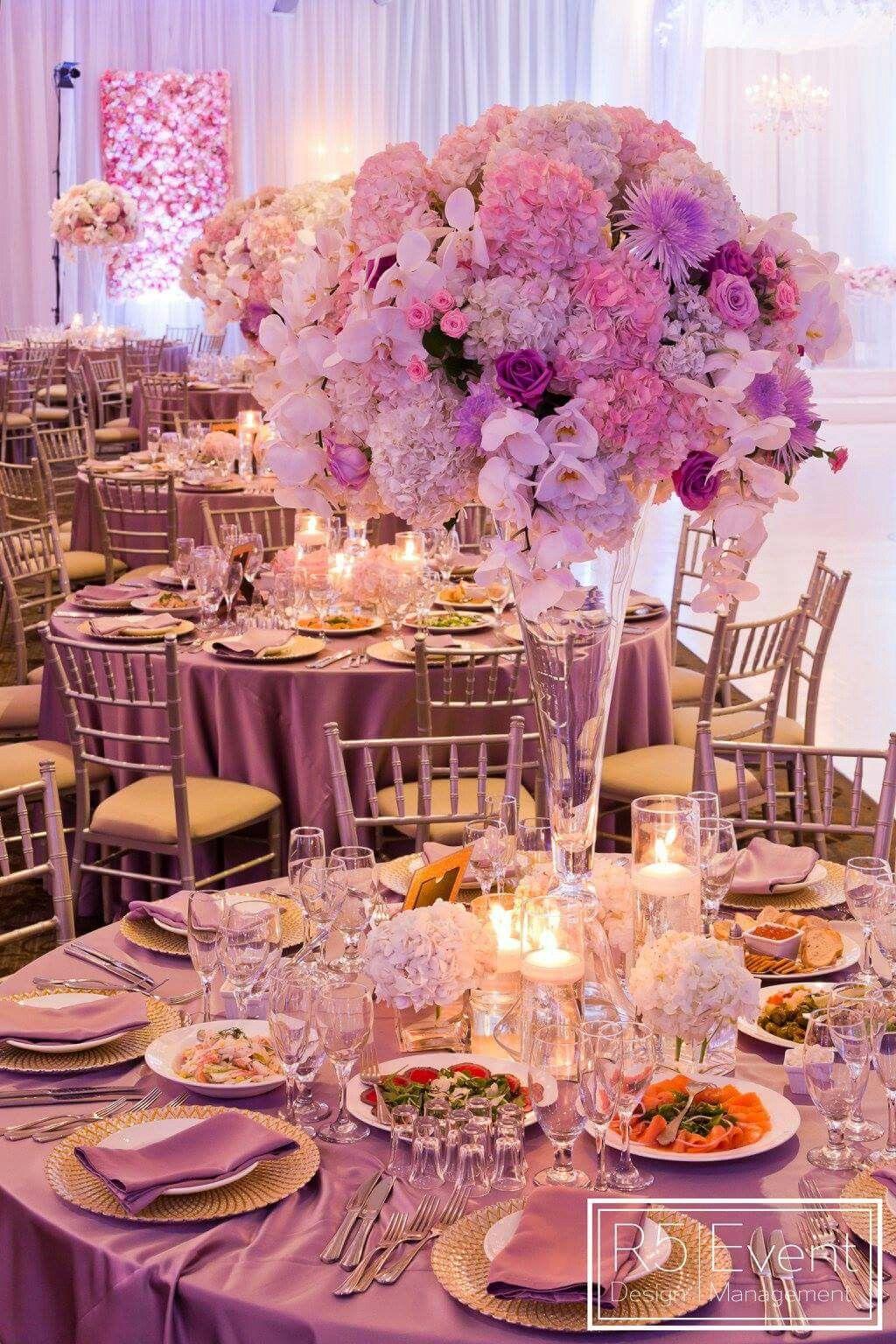 Wedding Hall With Images Pink Wedding Theme Pink Purple Wedding
