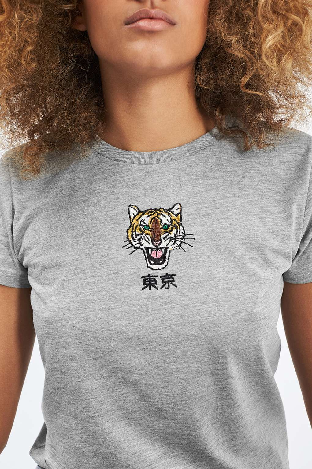 Tokyo Tiger T-Shirt by Tee & Cake