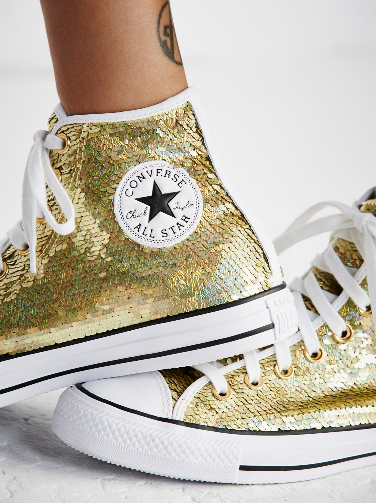 275e0 0f383 gold sequin converse sneakers pinterest.com new lower ... d06d202c0