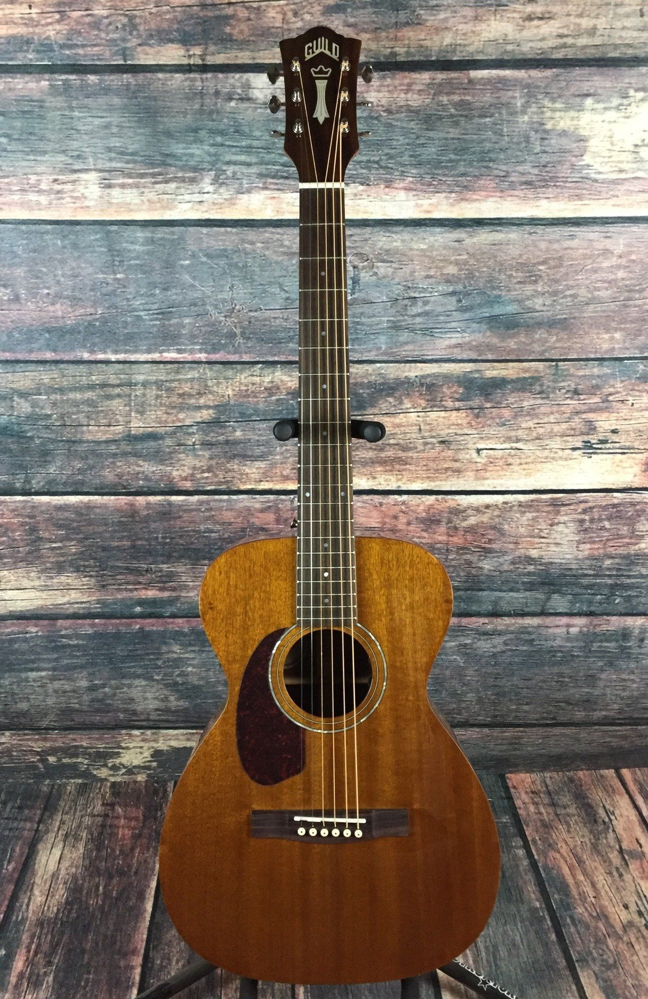 Guild Left Handed M 120e Acoustic Electric Guitar Acoustic Electric Guitar Acoustic Electric Acoustic