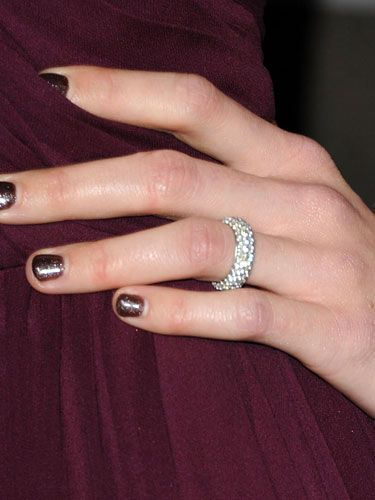 A List Bling Celebrity Wedding Rings Cute Engagement Rings