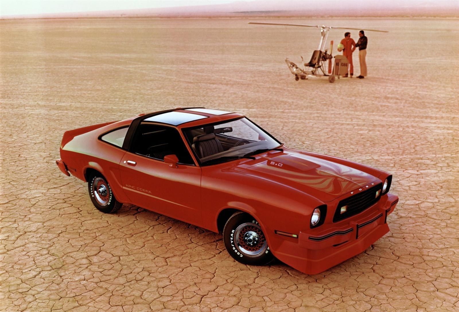 1978 Ford Mustang Ii King Cobra Ford Mustang Cobra Mustang Ii Mustang Cobra