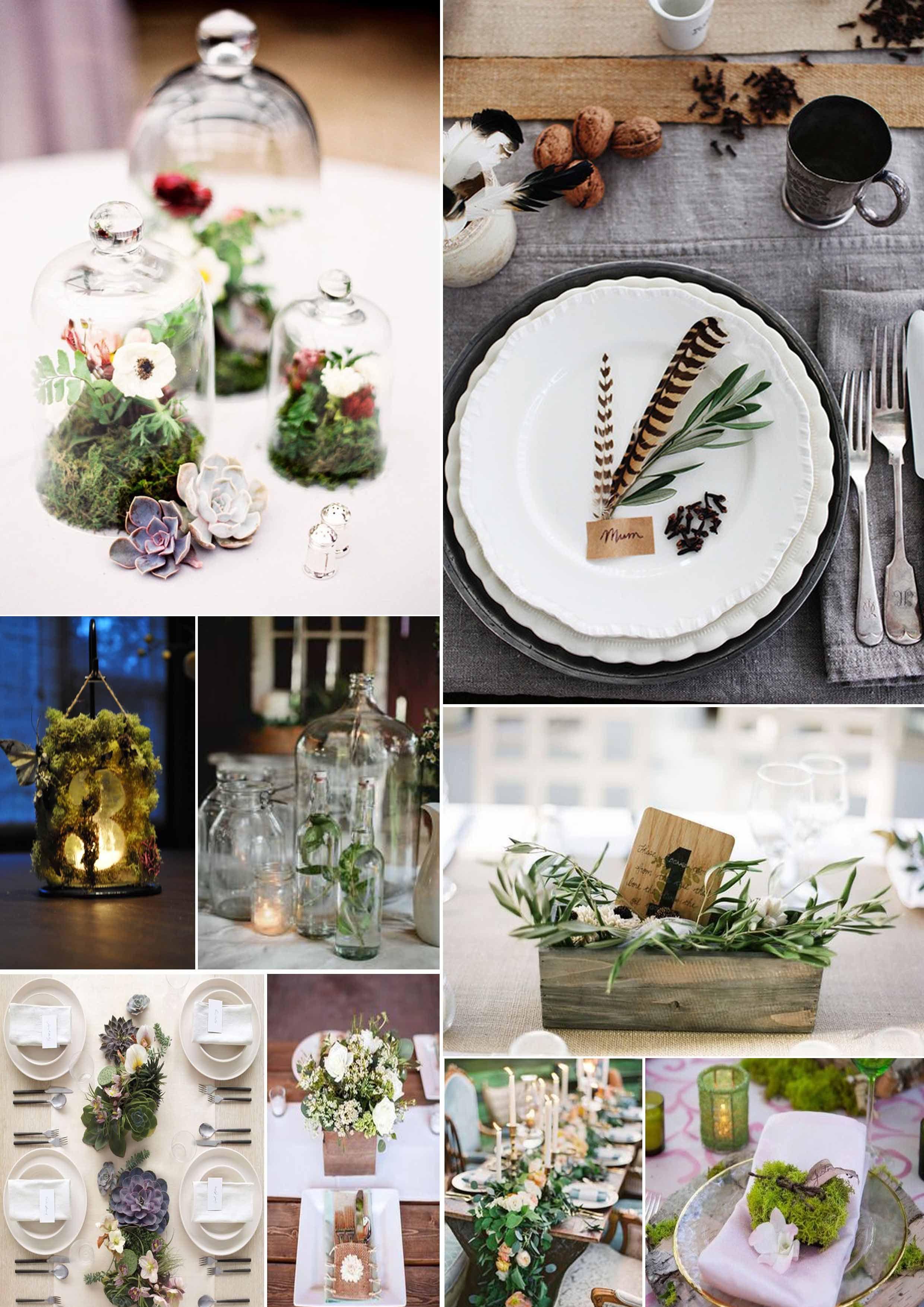 Woodlands and forest wedding decor ideas httpyesbabydaily woodlands and forest wedding decor ideas junglespirit Images