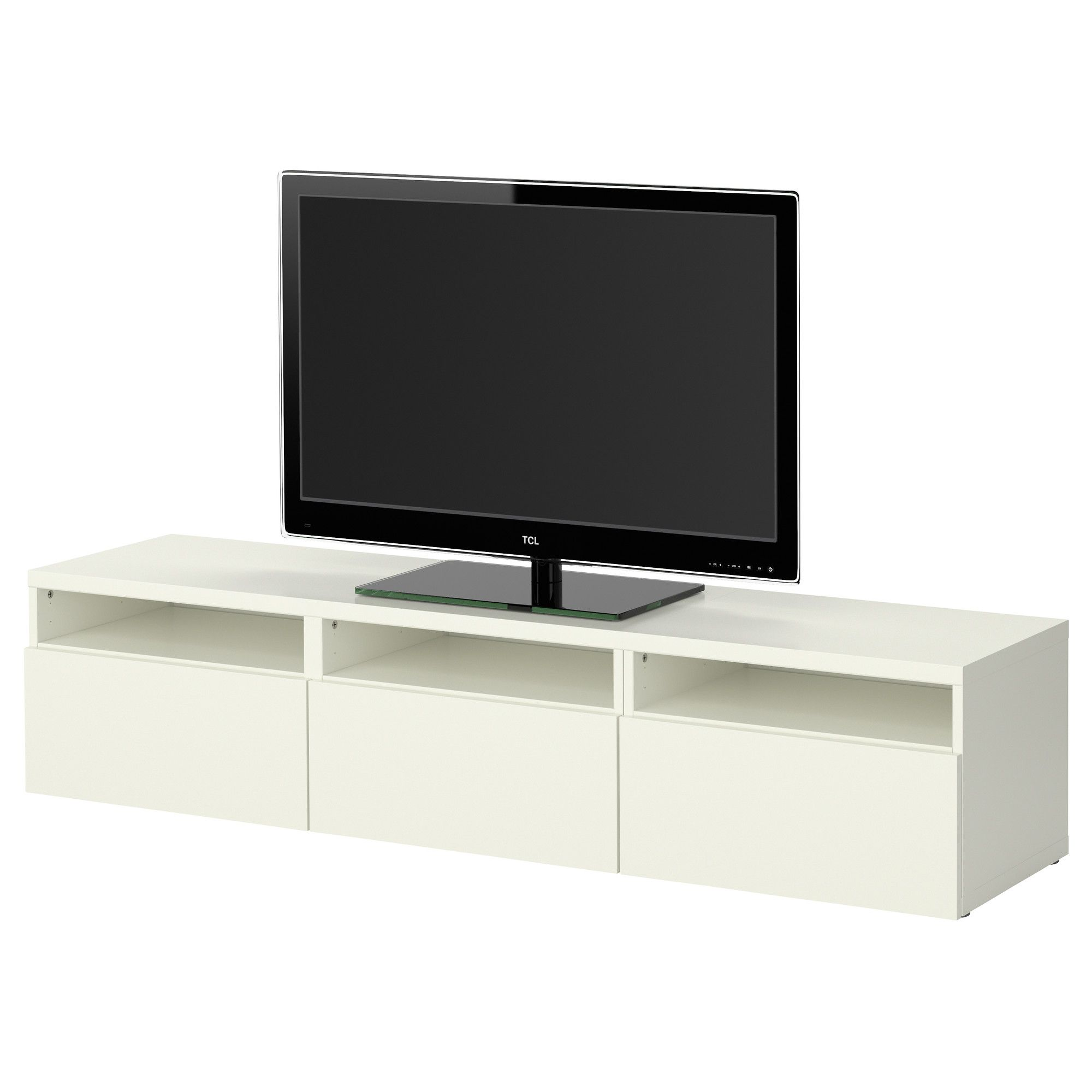 Tv möbel weiss ikea  BESTÅ TV-Möbel, Kombination - IKEA | IKEA Ideas | Pinterest | TV ...