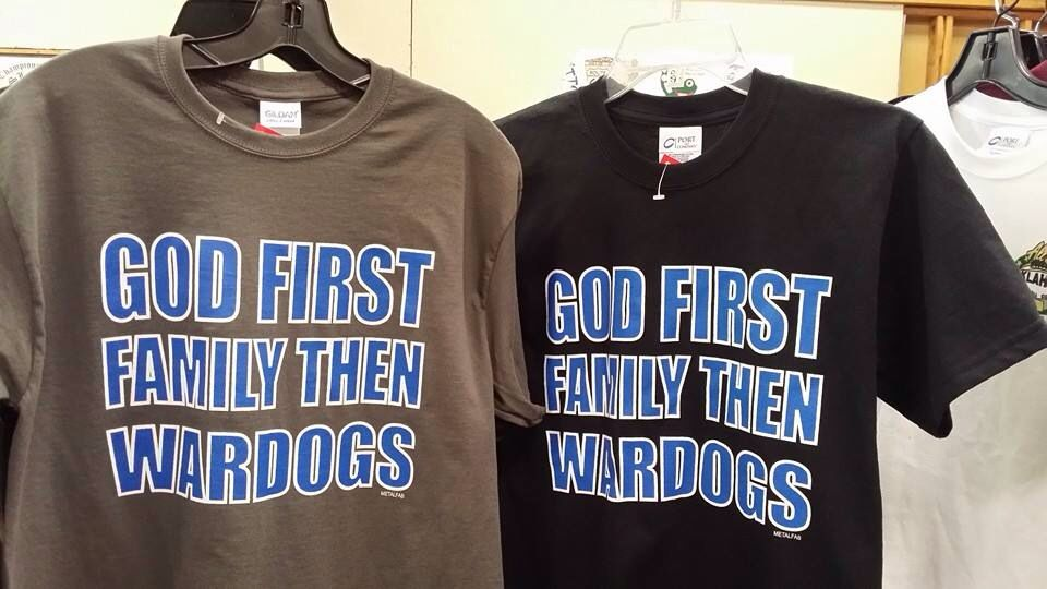 Wardog Shirt