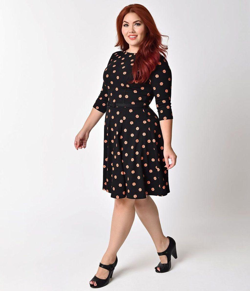 Plus Size Vintage Inspired Dresses