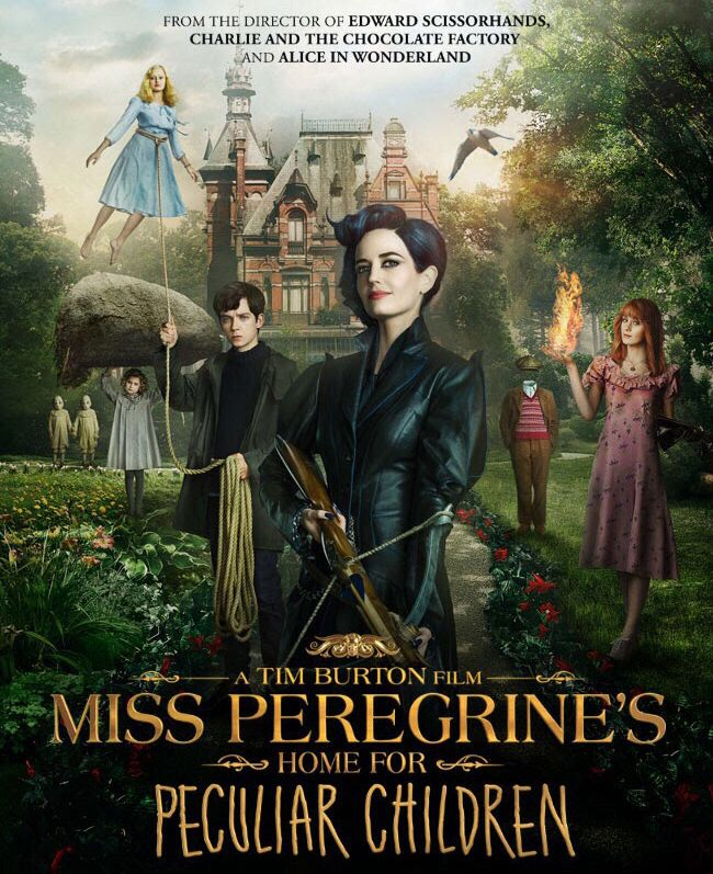 Miss Peregrine S Home For Peculiar Children ค นหาด วย Google Niños Peculiares Pelicula Miss Peregrine Y Los Niños Peculiares Niños Peculiares