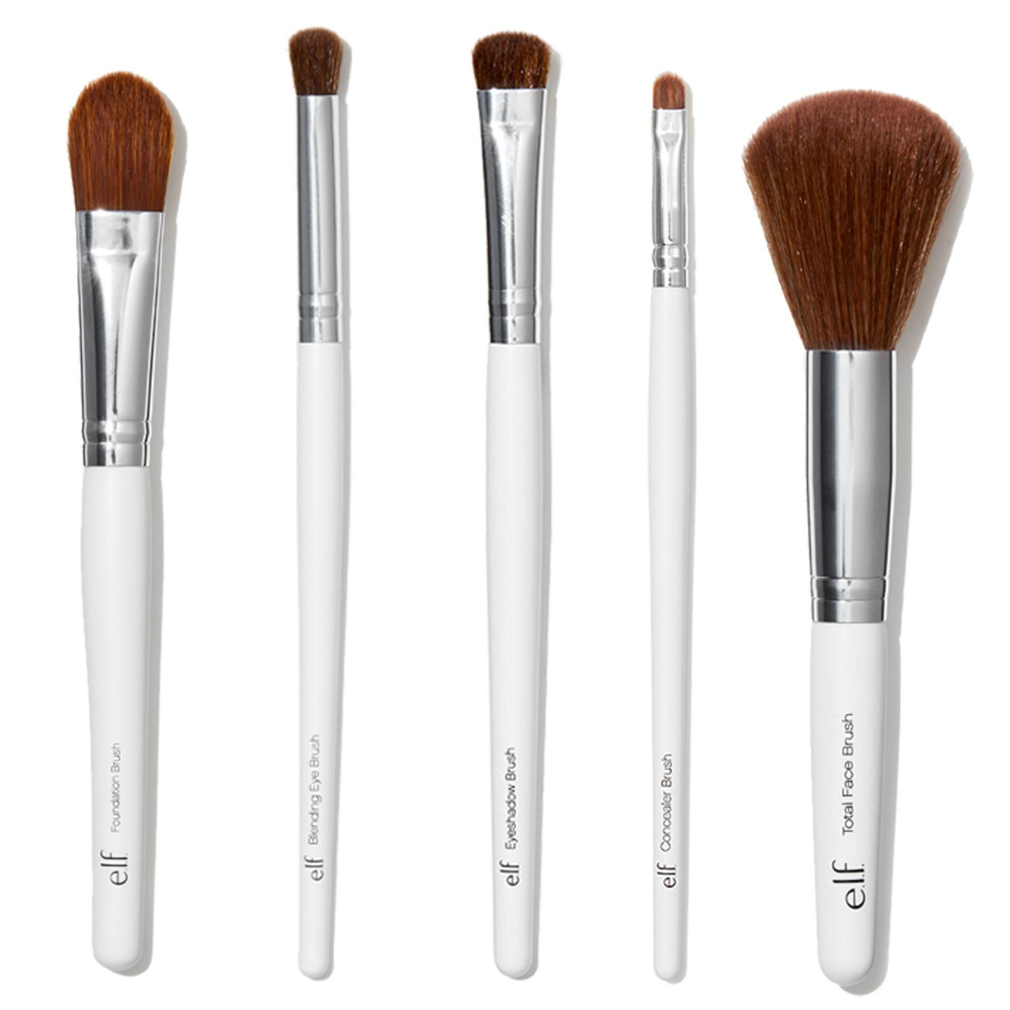 Starter Brush Set e.l.f. Cosmetics Cruelty Free