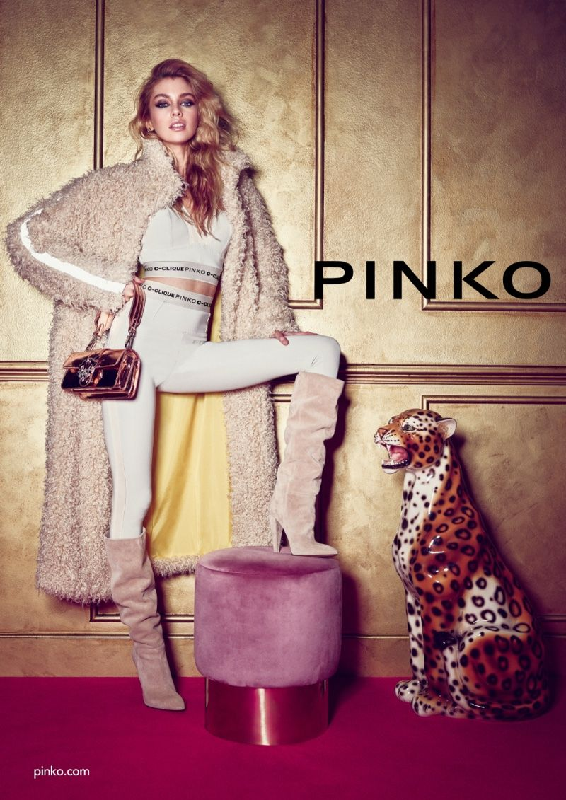 Buy Fall pinko winter campaign picture trends