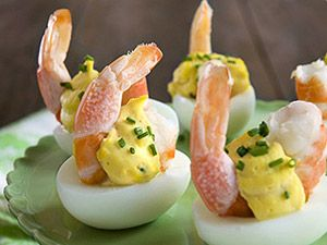 1000+ images about appetizers on Pinterest | Cooked shrimp, Garlic ...