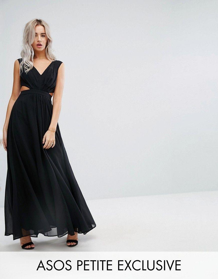 Get this asos petiteus long dress now click for more details