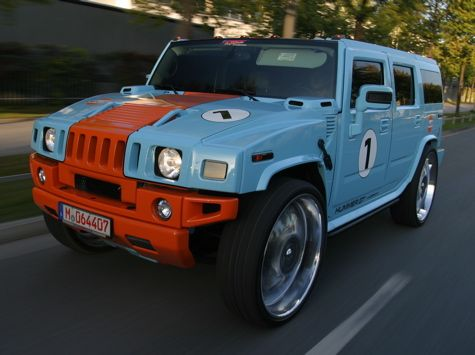 Is There Any Such Thing As Too Much Gulf Racing Paint Gulf Racing Gulf Racing Colours Hummer