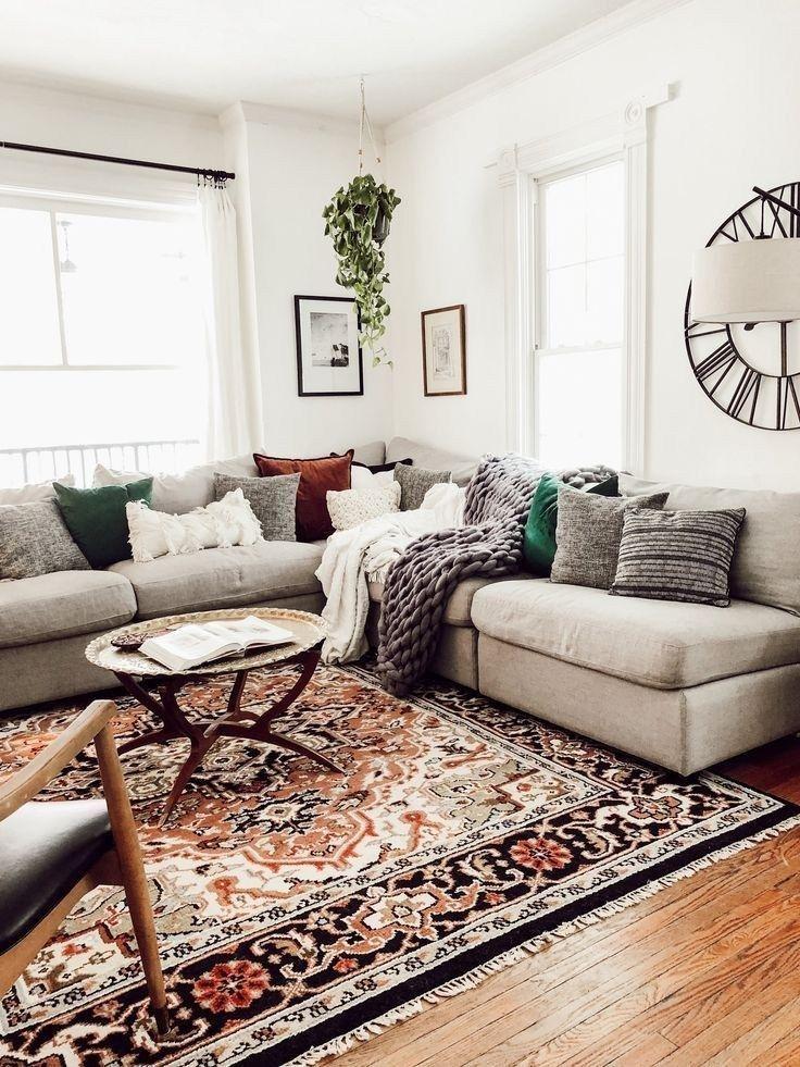 Living Room Interior Design Pdf: 66 Cozy Home Decorating Ideas With Boho Style #homedecor