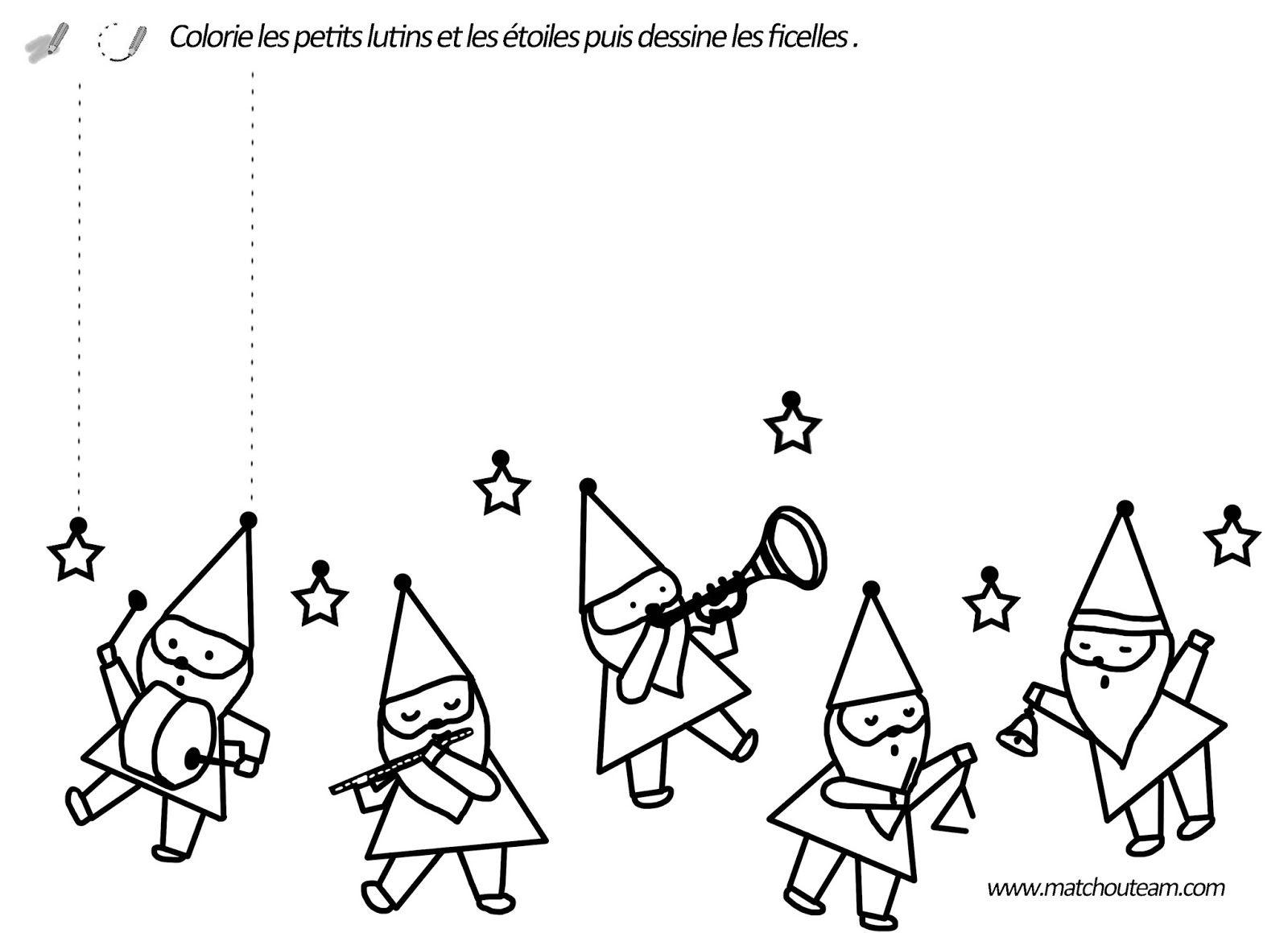 Extrêmement fiches petite section noël | Noël | Pinterest | Fiches, Noël et Marche YT26