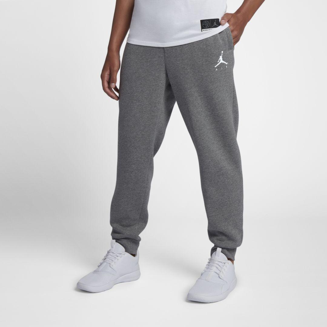 men's jordan sportswear air jumpman fleece shorts