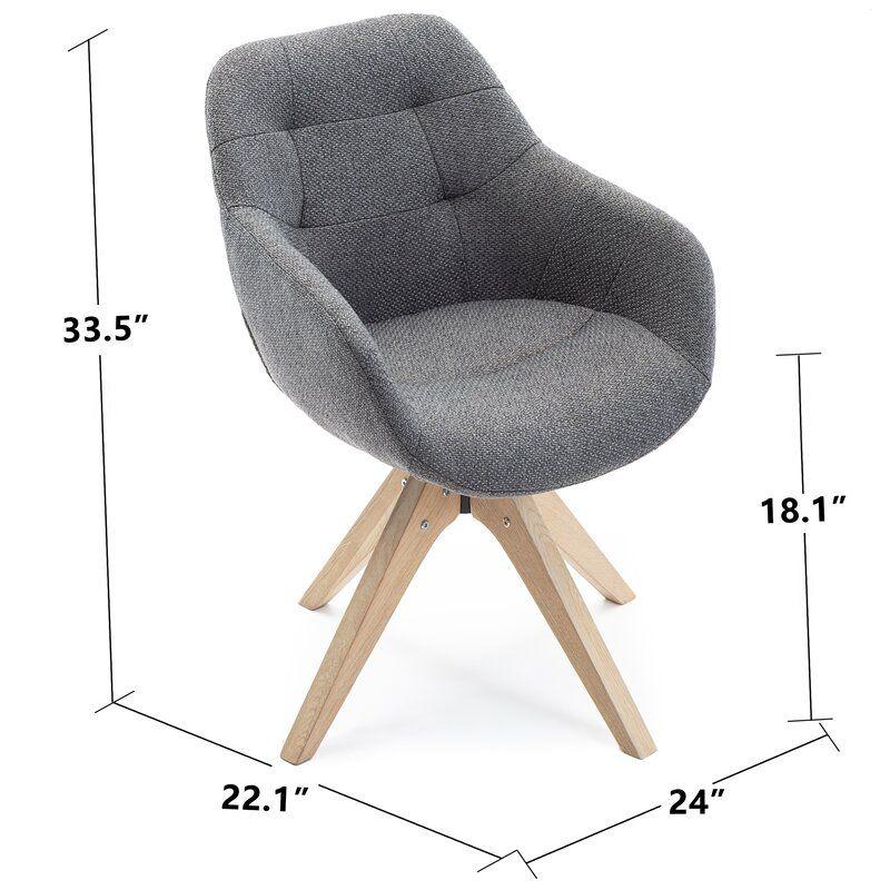 Brayden Studio Giacchetto Swivel Armchair Reviews Wayfair Swivel Armchair Furniture Armchair