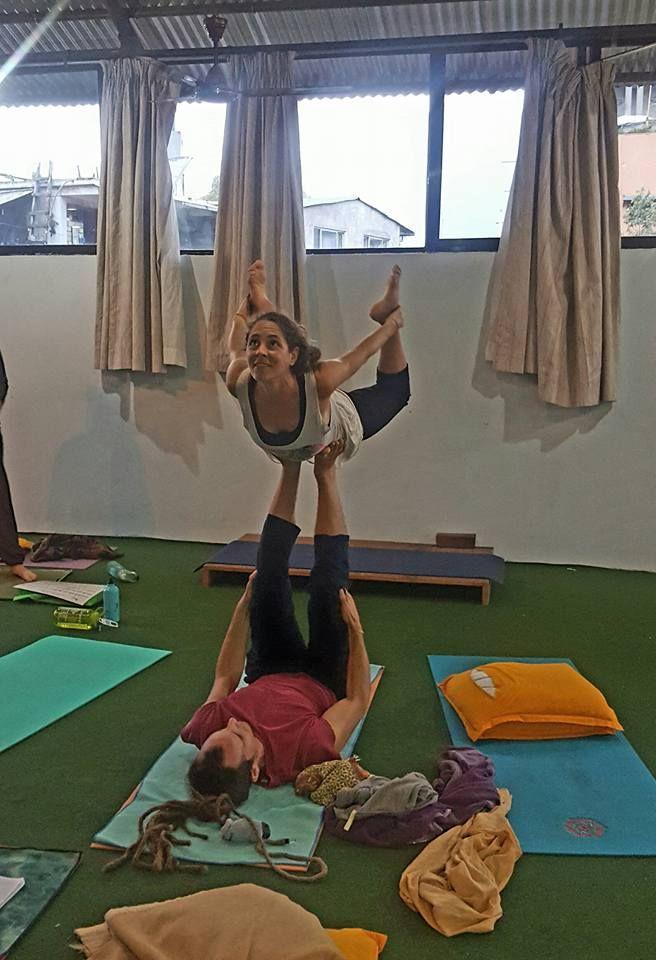 Pin by Rishikul Yogshala on 200 Yoga Teacher Training in ...