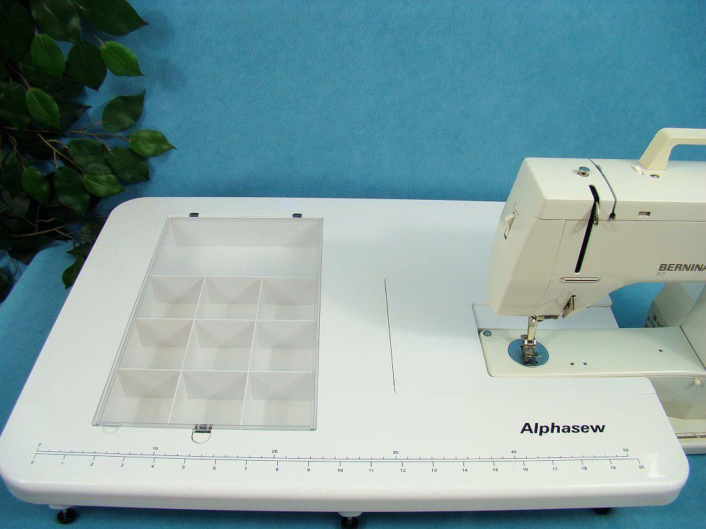 Bernina Singer Necchi Toyota Elna Viking LARGE Sewing Machine Extension Table | eBay