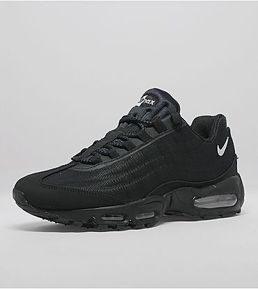 9911172044 all black 95s - Google Search | CLOTHES | Sneakers nike, Air max ...
