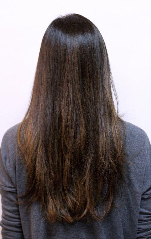 Mg 4955 Asian Hair Hair Styles Balayage Hair