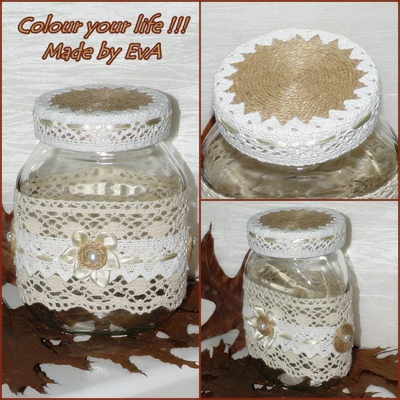 Decorative jar :)