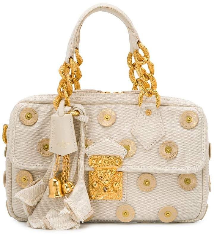 Louis Vuitton 2007 pre-owned Tinkerbell Polka Dots Tote