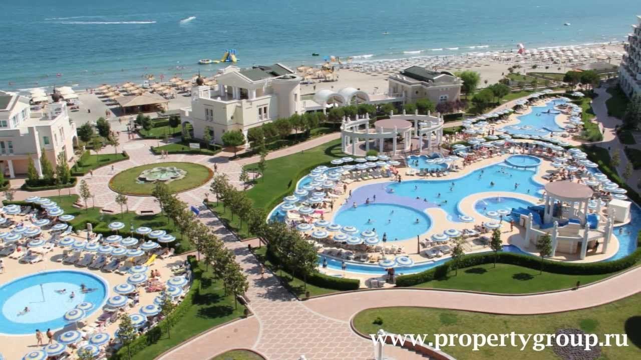 Sunset Resort Pomorie Bulgaria Rimini Italy Sunset