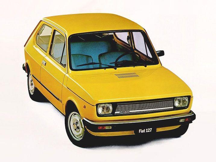 Fiat 127 1977 1981 Automobile Auto