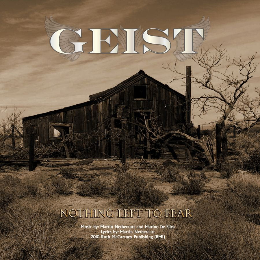 Nothing Left To Fear Http://www.geistmusik.com
