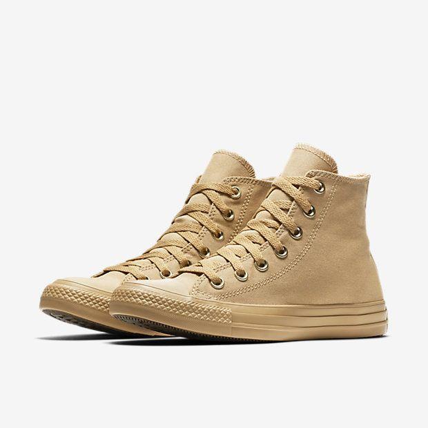 Converse Chuck Taylor All Star Mono Glam High Top Women's Shoe | Shopping  List | Pinterest | Converse chuck taylor, Converse chuck and High tops