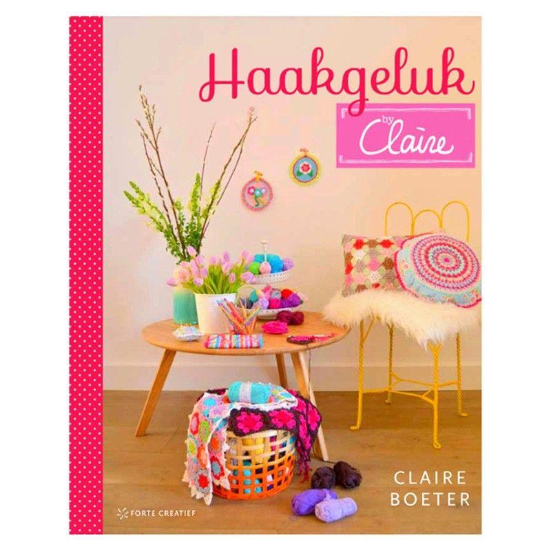 Haakgeluk Byclaire Haakboek Handwerknl Handwerkboeken