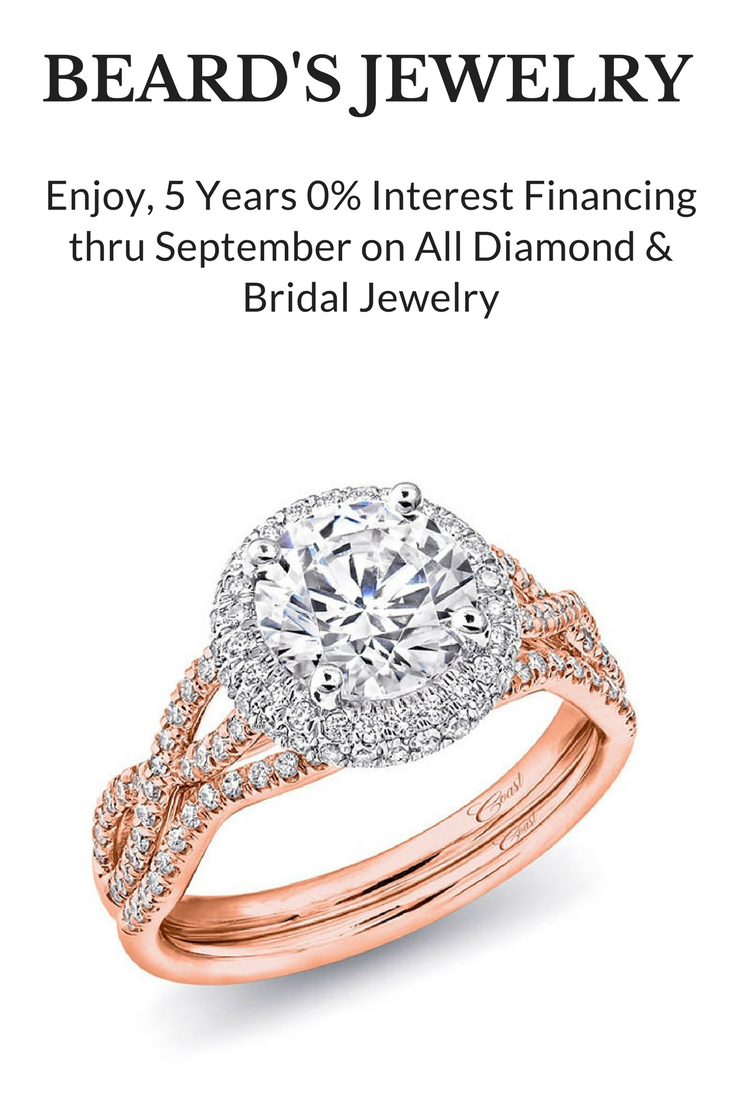 Featured Engagement Ring By Coast Diamond Full Collection Available At Beard S Jewelry Beard Jewelry Shop Engagement Rings Bridal Jewelry