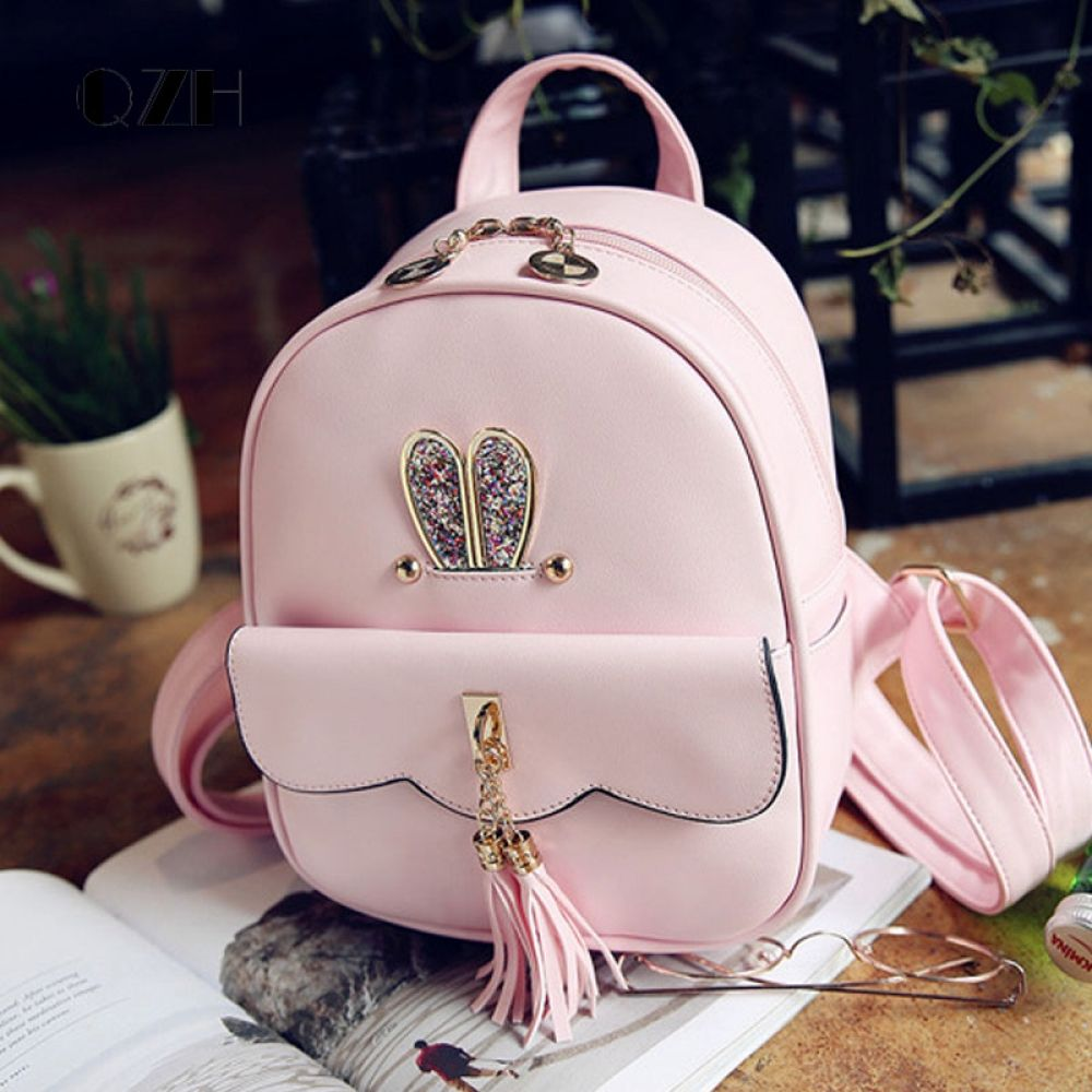 c513591314dc Designer Small PU Leather Girls School Bags and Travel Back Pack   Price    26.55   FREE Shipping     kidstoys
