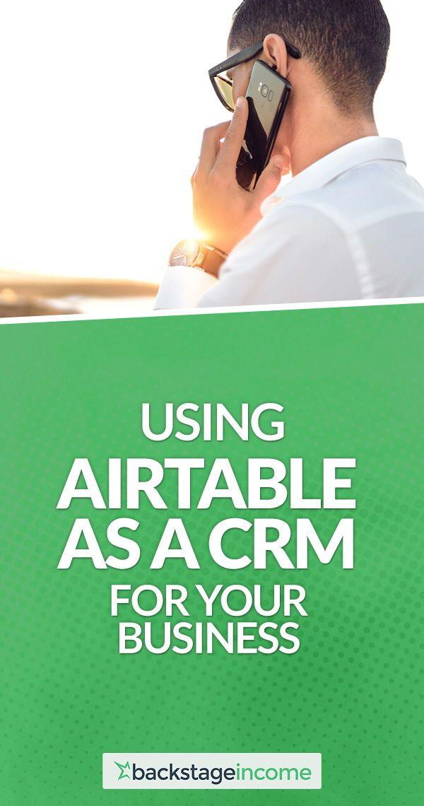 Use Airtable As Crm