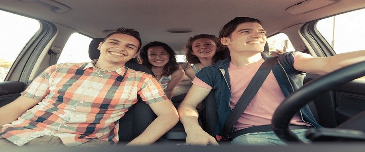 Graduated driver licensing is a system that allows new