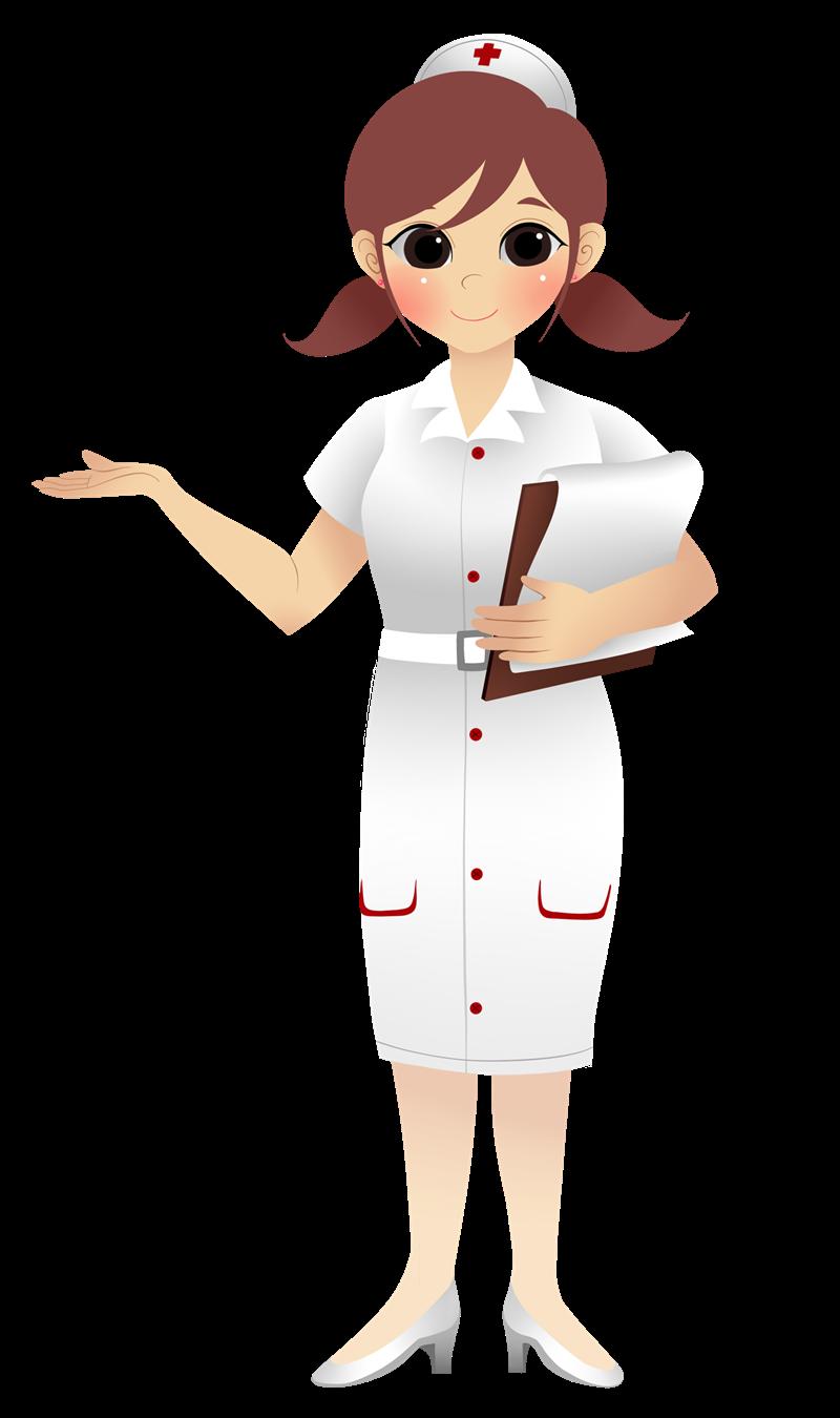 foto de La enfermera el HOSPITAL ETC Enfermeira desenho
