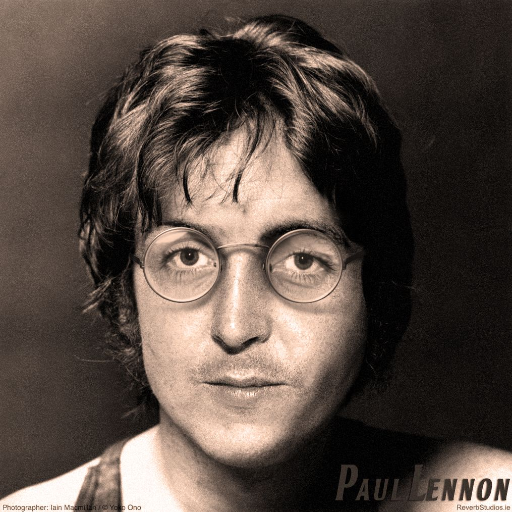 """Paul Lennon"" #TheBeatles #Photoshop"