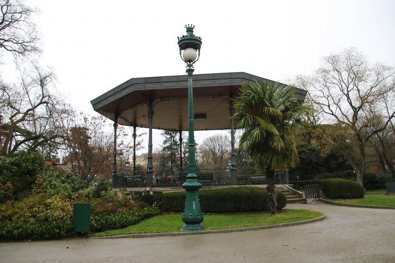 Kiosque à musique au jardin du Grand Rond | Kiosks | Pinterest ...