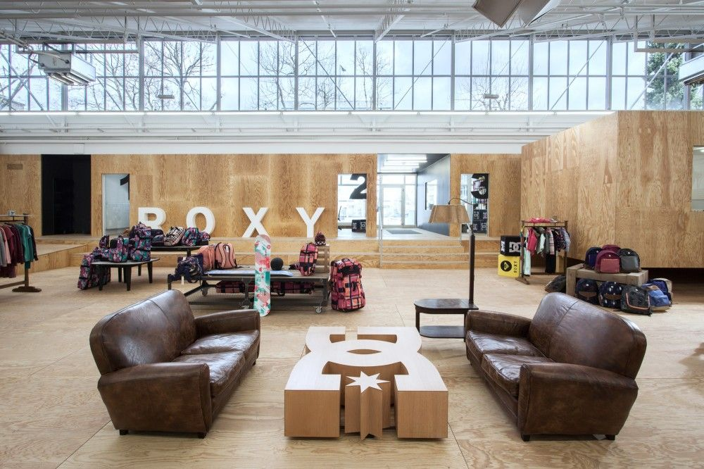 Quiksilver+Showroom+/+Clemens+Bachmann+Architekten
