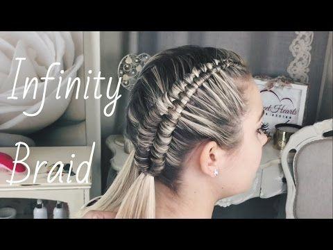 Photo of Slik gjør du: Infinity Braid av SweetHearts Hair
