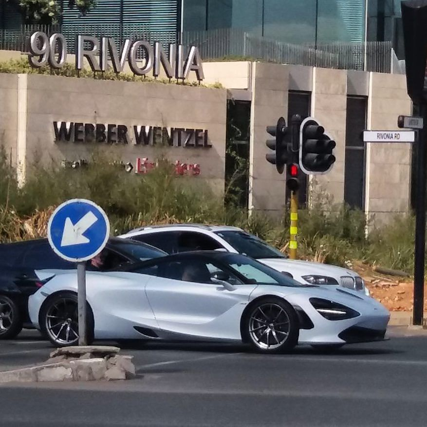 Perfect Mclarenmonday Thanks To This 720s Spot In Sandton By Virezh Twitter Exoticspotsa Zero2turbo Southafrica Instagram Pictures South Africa Turbo