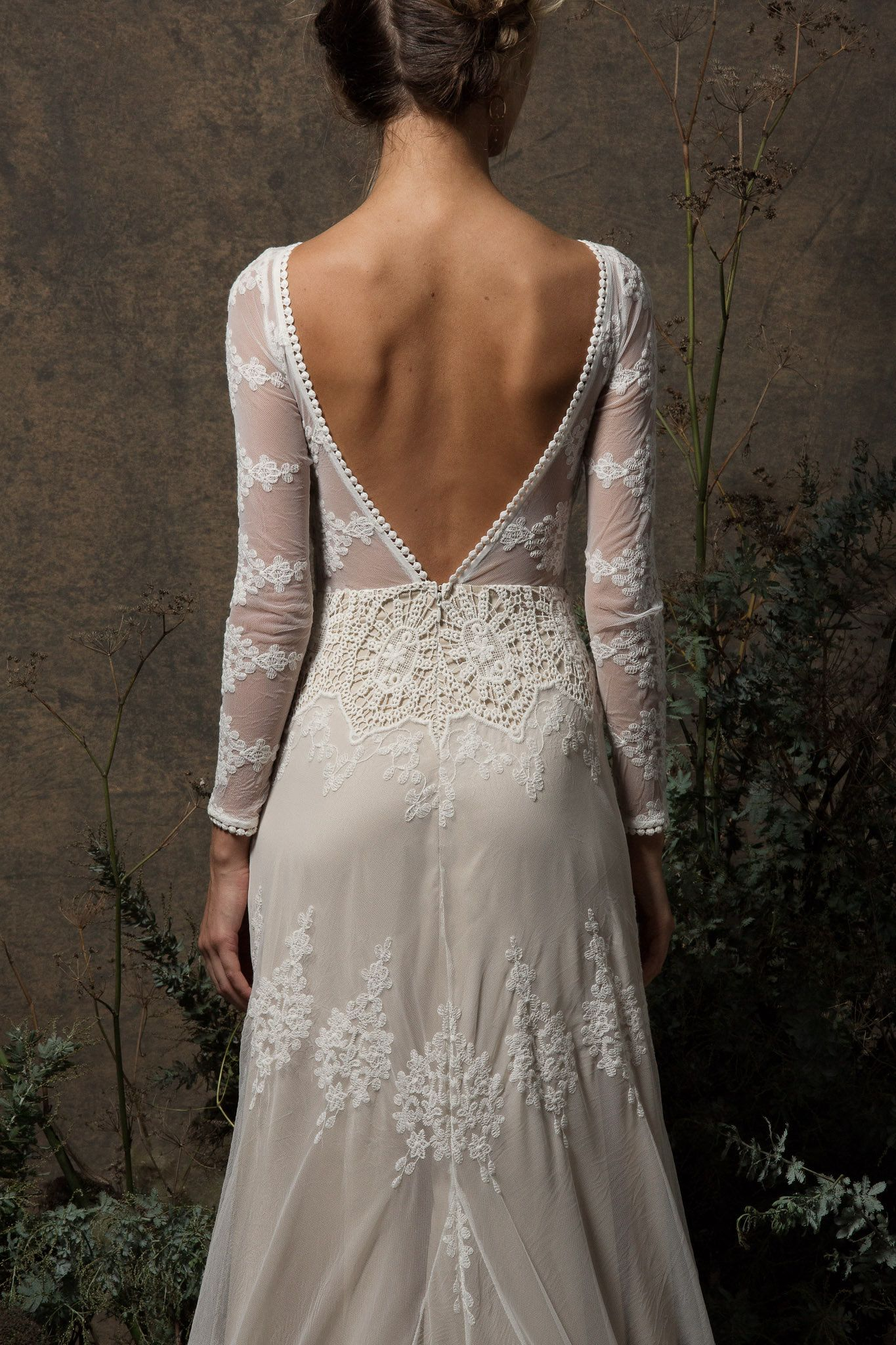 5a6b17300a3b3 dreamers-and-lovers-aurora-backless-wedding-dress-long-sleeved ...