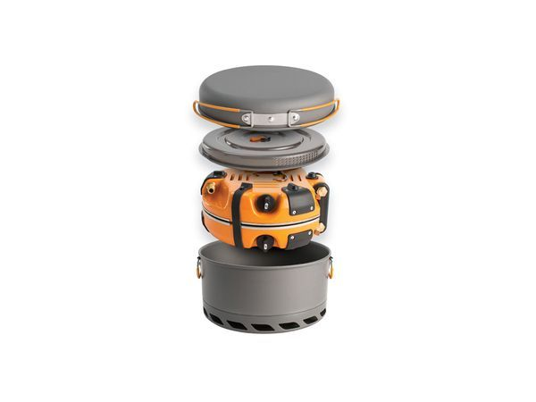 Picture of the Jetboil Genesis Basecamp pot
