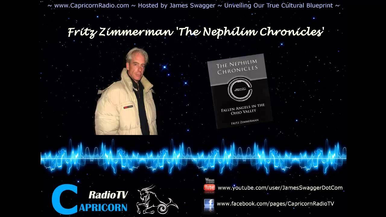 #archeology · Capricorn Radio - Fritz Zimmerman - The #Nephilim Chronicles